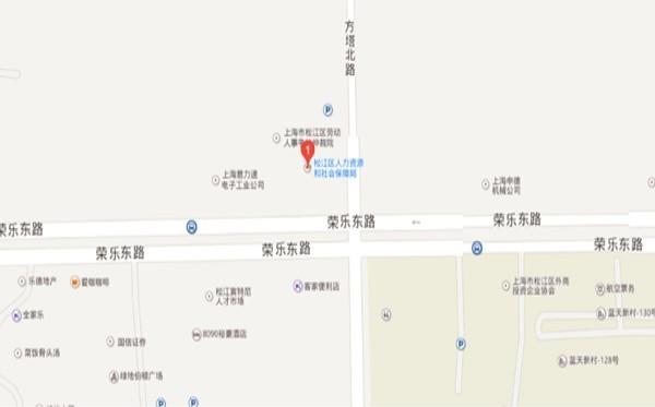 上海达丰地址及乘车路线
